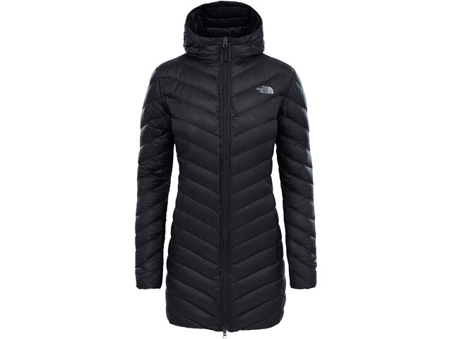 8f0ef7de0616 The North Face W s Trevail Insulated Down Parka Tnf Black ...